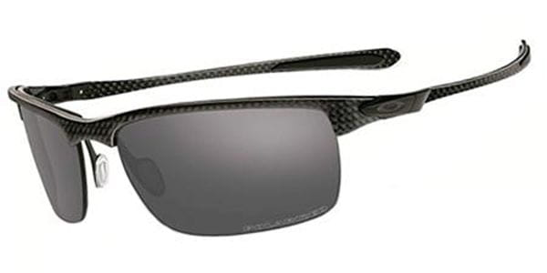 0be1a7f770 Oakley OO9174 CARBON BLADE Polarized 917403 Sunglasses Black ...