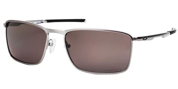 6b4c3972f8e Oakley OO4106 CONDUCTOR 6 Polarized 410607 Sunglasses Grey ...
