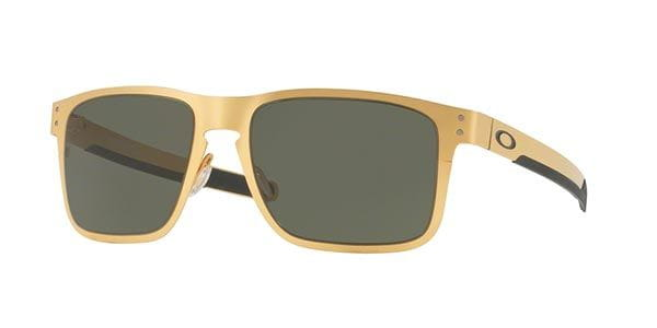 5839653584143 Oakley OO4123 HOLBROOK METAL 412308 Sunglasses in Gold ...