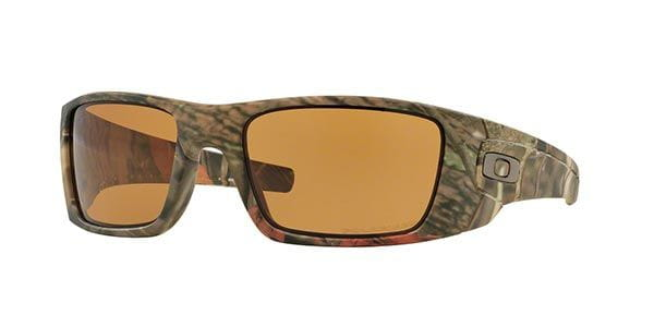Oakley Fuel Cell Polarized >> Oakley Oo9096 Fuel Cell Polarized 9096d9 Sunglasses In Brown