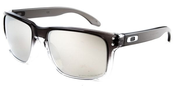 e0feab04f5c68 Oakley OO9102 HOLBROOK Polarized 9102A9 Sunglasses in Black ...