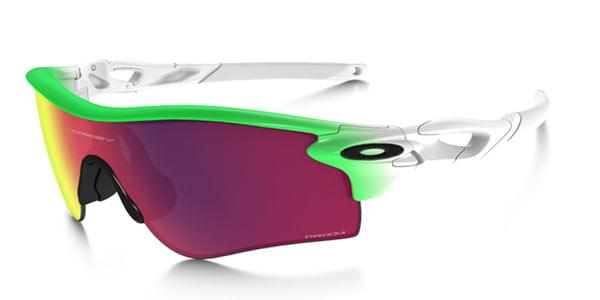 3fe203007f9b9 Oakley OO9181 Radarlock Path PRIZM Road Green Fade Edition 918157 Sunglasses