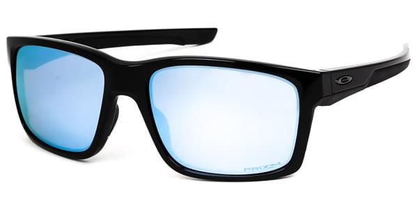 94596cbae61 Oakley OO9264 MAINLINK Polarized 926421 Sunglasses Black ...