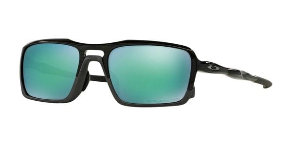 5395ed6cd65 Oakley OO9314 TRIGGERMAN Polarized 931402 Sunglasses Black ...