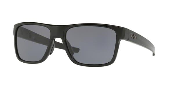 19b9657b7d9 Oakley OO9361 CROSSRANGE 936101 Sunglasses Black