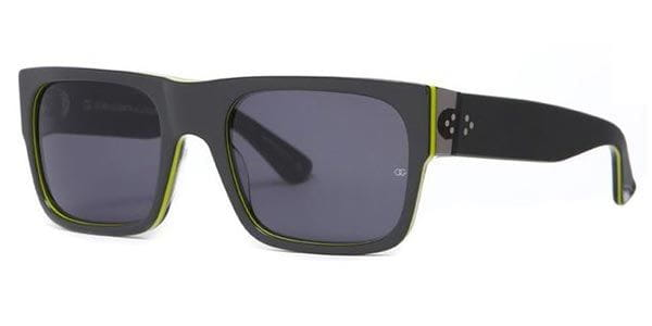 bf862e7b6588 Oliver Goldsmith Matador 8 / GREY & LIME Sunglasses Green ...