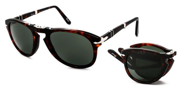 3ff95fafd17c Persol PO0714 Folding 24/31 Sunglasses Tortoise | SmartBuyGlasses UK