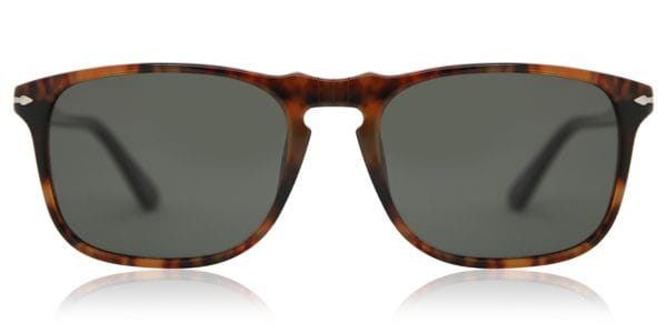 b1e67a17f2 Persol PO3059S Polarized 108 58 Sunglasses in Brown ...