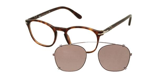d63e6406ae2a97 Lentes de Sol Persol PO3007 with clip-on 24 Carey   VisionDirecta Chile