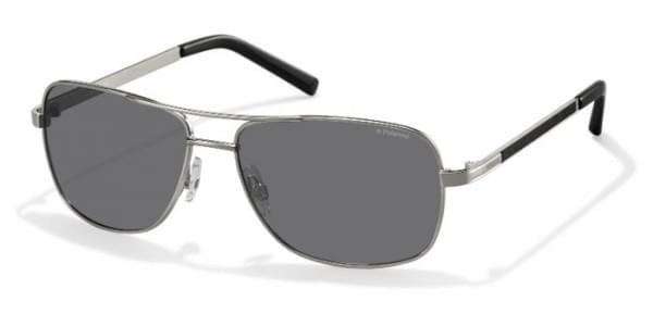 Polaroid PLD 2029 S Polarized 010 Y2 Sunglasses in Silver ... 99cdc9d9af