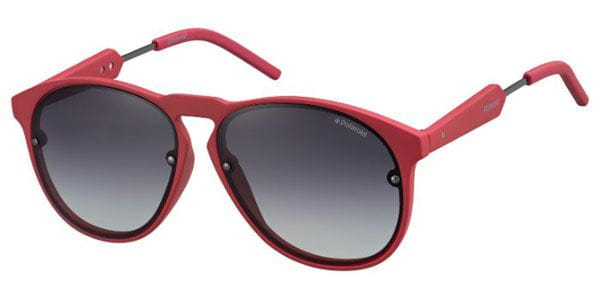 5d5c6d964 Polaroid PLD 6021/S Polarized 4XQ/WJ Sunglasses Red ...
