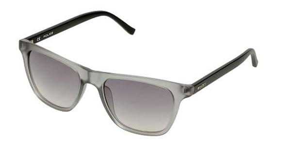 6ff42acd59 Police S1936 HOT 1 7VGX Sunglasses Clear