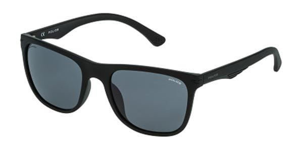 77172618fe57 Police SPL357 BLACKBIRD LIGHT 2 U28P Sunglasses in Black ...