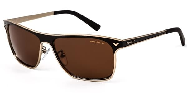 749c113aac2 Police S8948 HISTORY 1 369P Sunglasses Gold