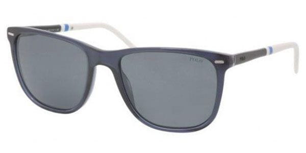 9c0faff757d Polo Ralph Lauren PH4064 527687 Sunglasses in Blue