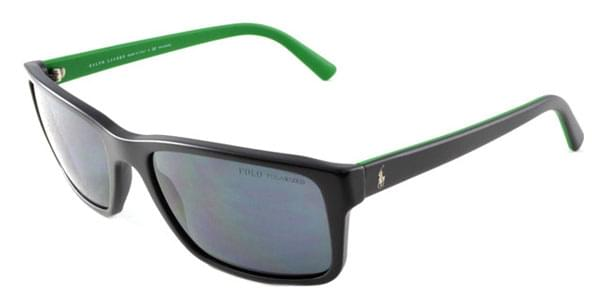 Gafas de Sol Polo Ralph Lauren PH4076 Polarized 543481 Negro ... e3fb27eeefa7