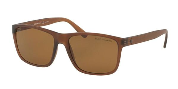 577a8364b1 Lentes de Sol Polo Ralph Lauren PH4113 Polarized 560283 Café ...