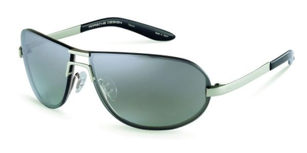8be57a7026d Porsche Design P8418 B Sunglasses Silver