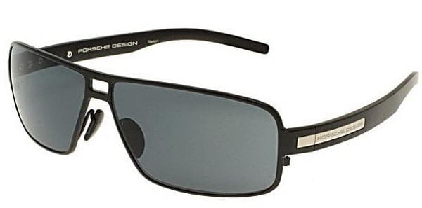 3d0356a703c7 Porsche Design P8426 C AG Sunglasses in Black