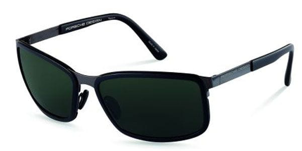 760ad61032e Porsche Design P8552 A Sunglasses Black