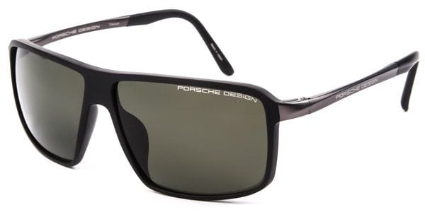 12b5e64ef0ec Porsche Design P8650 A Sunglasses in Black