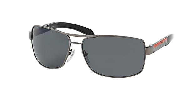 Prada Linea Rossa PS54IS 5AV5Z1 Sunglasses Grey  60648d31f6463
