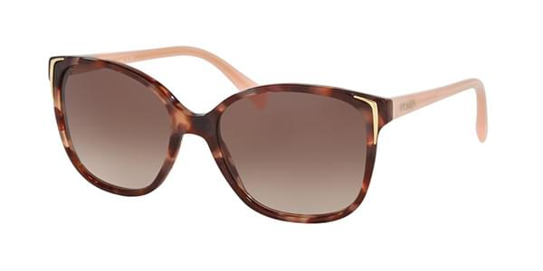 4e144e5d468b Prada PR01OSA Asian Fit UE00A6 Sunglasses Brown