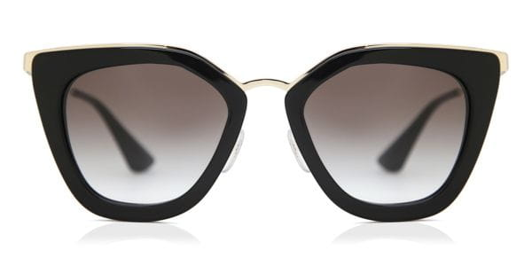 3ea12f561ae2 Prada PR53SS CINEMA EVOLUTION 1AB0A7 Sunglasses Black