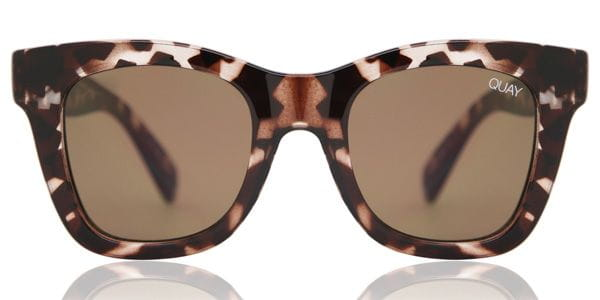 6609c9b888 Quay Australia QU-000180 AFTER HOURS TORT BRN Sunglasses in Tortoise ...