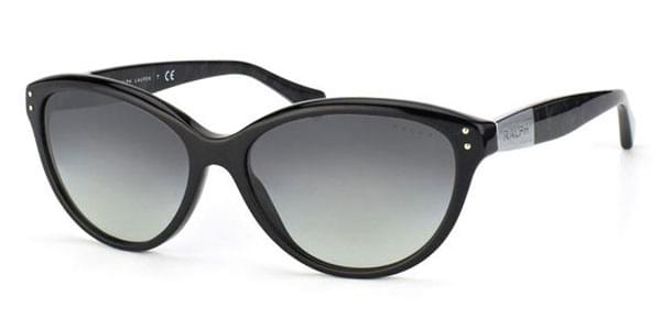 0cc828749ef Ralph by Ralph Lauren RA5168 501 11 Sunglasses Black ...