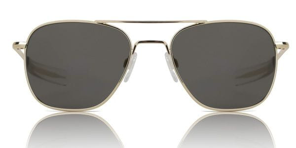924be5f8455f4 Randolph Engineering Aviator AF055 Sunglasses in Gold ...