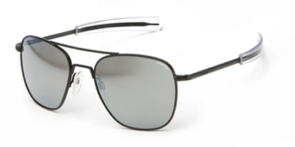 31965d0befd Randolph Engineering Aviator Polarized AF224 Sunglasses Black ...