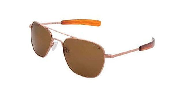 768387bc52 Lunettes de Soleil Randolph Engineering Aviator Polarized AF8Z632 Or ...