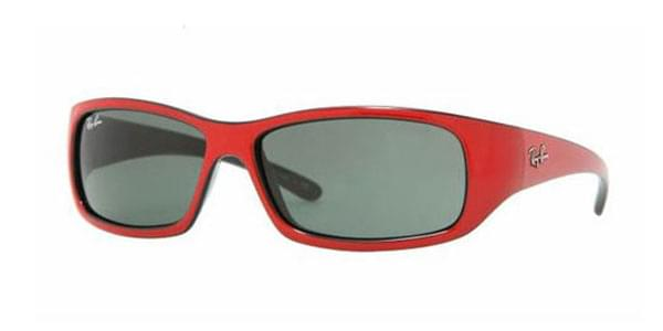 dbd5032124 Ray-Ban Junior RJ9046S 162 71 Sunglasses in Red