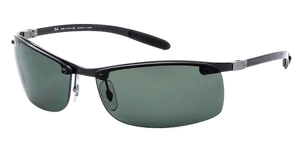 ray ban polarised carbon fibre