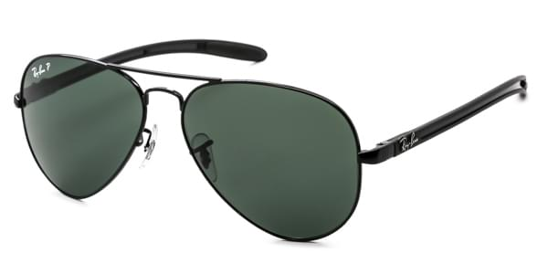 ray ban aviator carbon fiber