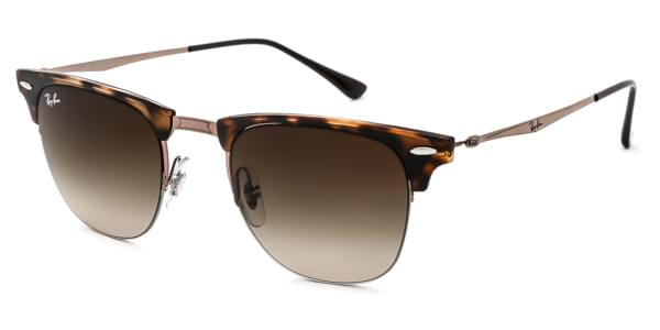 Gafas de Sol Ray-Ban Tech RB8056 Clubmaster Light Ray 155 13 Café ... 51a49e87b2
