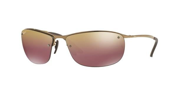 8570d6b346 Ray-Ban Tech RB3542 Chromance 197 6B Sunglasses in Brown ...