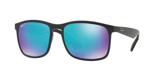 d5429a7da Lentes de Sol Ray-Ban Tech RB4264 Chromance Polarized 601SA1 Negro ...