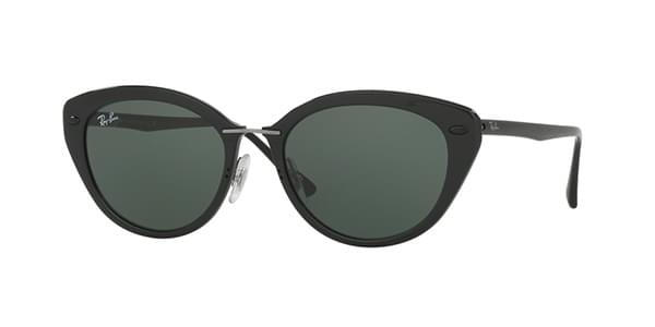 763c10e9640 Ray-Ban Tech RB4250 Light Ray 601 71 Sunglasses Black ...