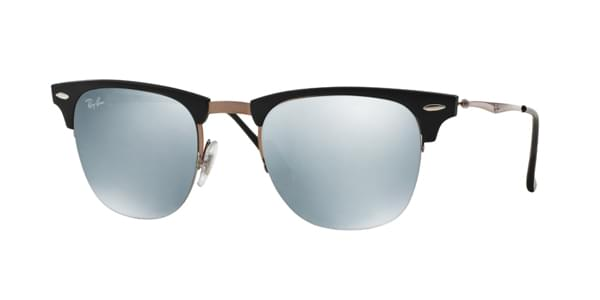 Lentes de Sol Ray-Ban Tech RB8056 Clubmaster Light Ray 176 30 Café ... e62496be6f