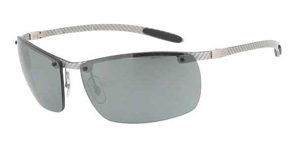 1cdbcf761d Ray-Ban Tech RB8306 Polarized 083 6G Glasses Grey