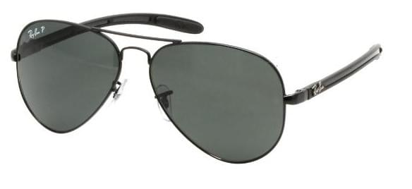 7ce2b342c66 ... coupon for ray ban tech rb8307 aviator carbon fibre polarized 002 n5  sunglasses f364a 1258f