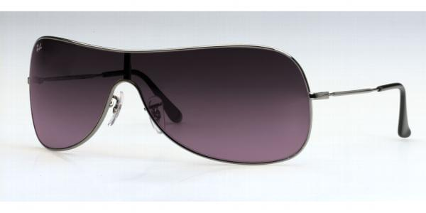 d694126f0e Ray-Ban RB3211 Highstreet 004 90 Sunglasses in Grey ...