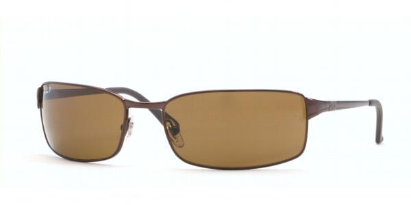 c33f2631870 Ray-Ban RB3269 Active Lifestyle Polarized 014 57 Sunglasses Brown ...