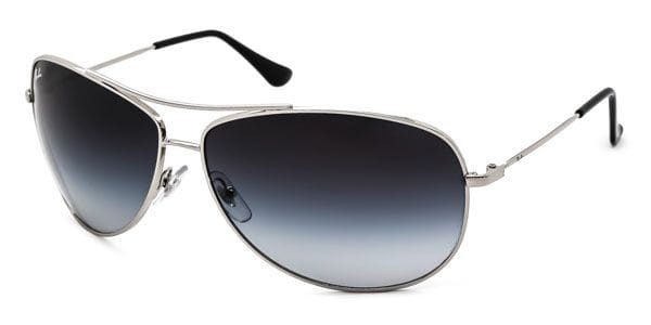 599a0d0a4498c Ray-Ban RB3293 Highstreet 003 8G Sunglasses Silver
