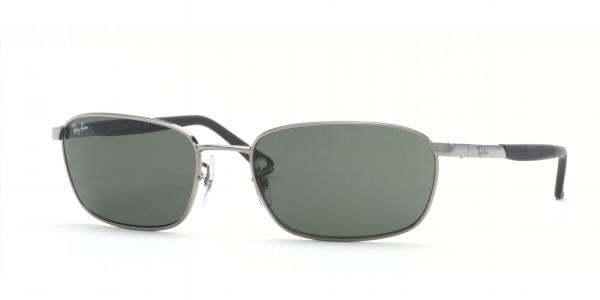 d4027c3c24f Ray-Ban RB3301 Highstreet 004 Sunglasses Grey