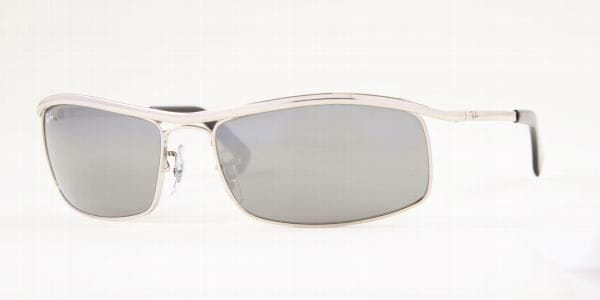 784d1502235 Ray-Ban RB3339 003 40 Sunglasses Silver