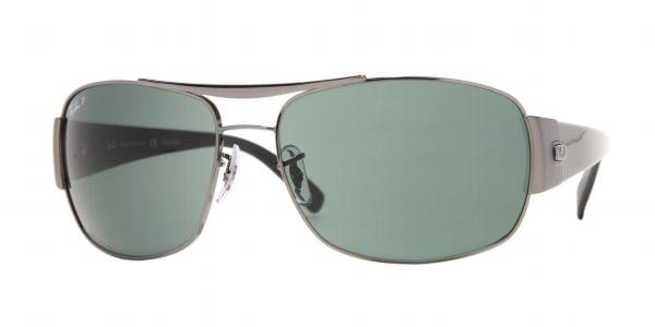 Ray-Ban RB3357 Polarized 004 58 Sunglasses in Grey   SmartBuyGlasses USA 2757ddd2037c