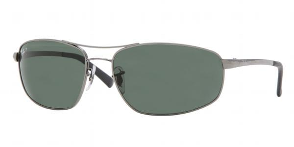 Ray-Ban RB3360 Polarized 004 58 Sunglasses in Grey   SmartBuyGlasses USA a7452f6974fa